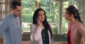 Zoya confronts Bilal and Happy
