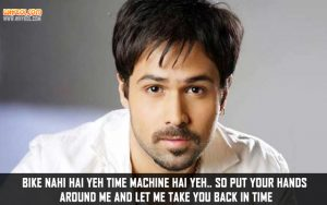 Emraan Hashmi Funny Dialogues From Murder