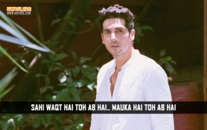 Hindi Movie Love Breakups Zindagi Dialogues | Zayed Khan